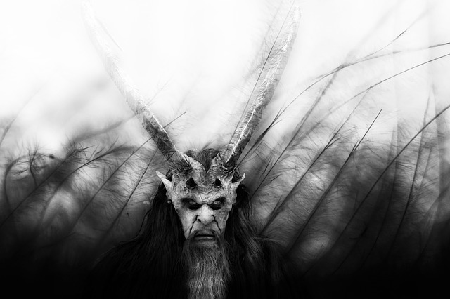Demon monster thing